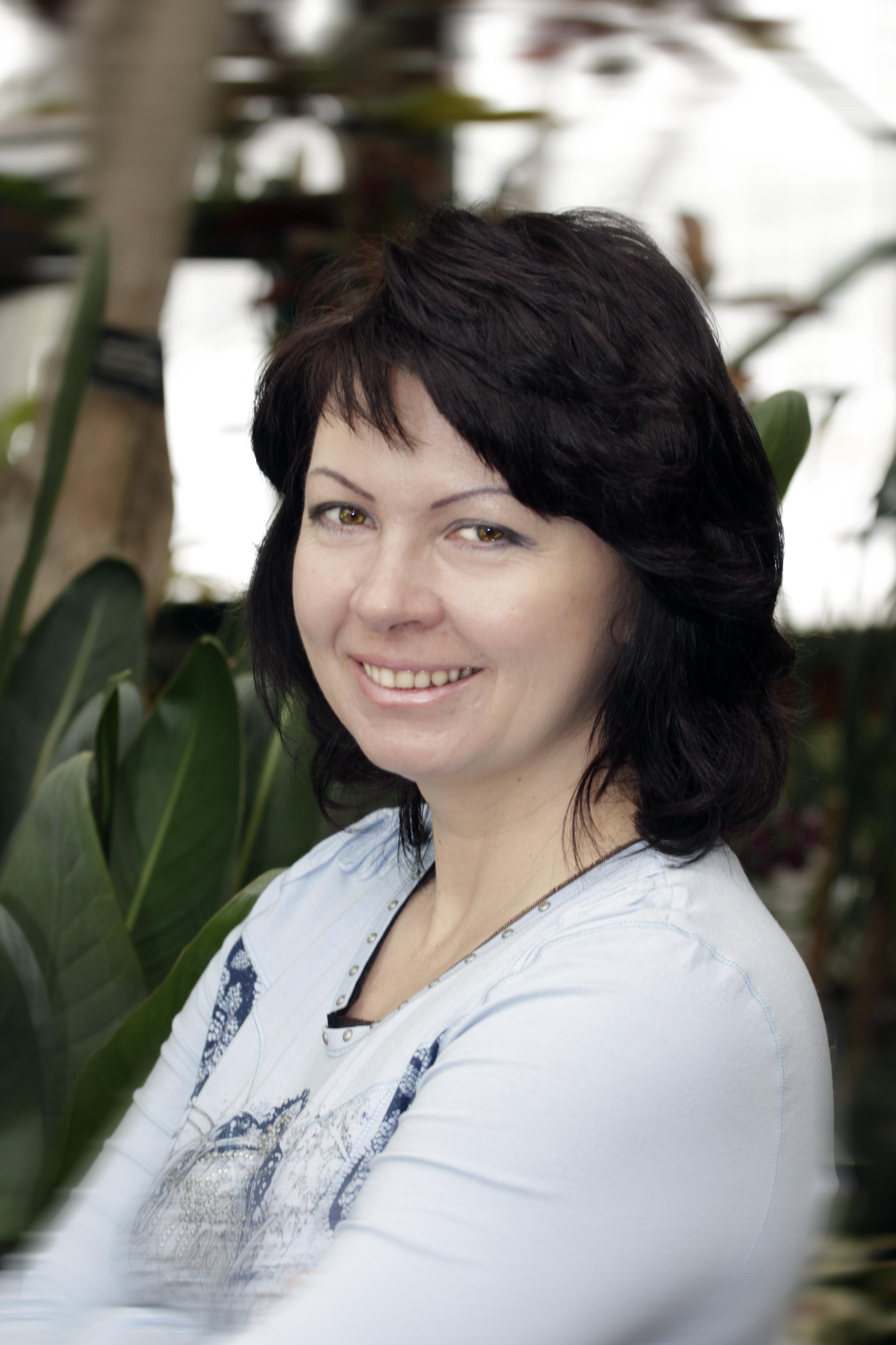 Шамарина Елена Тимуровна